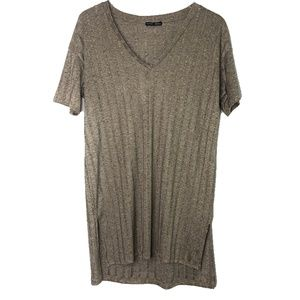 [Zara Collection] v-neck shift dress #DD12